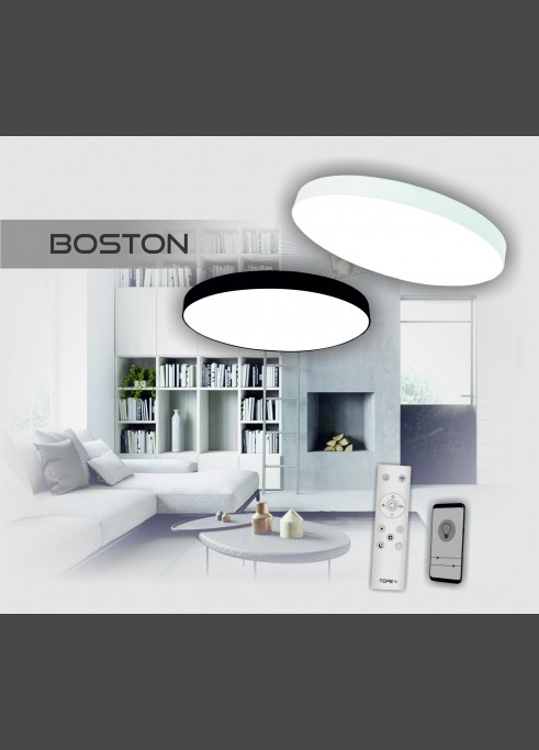 BOSTON90_2x48W_LED_7200