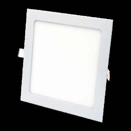 18W kvadratinė  įmontuojama LED panelė AIRA