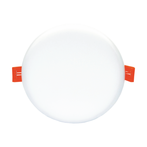 11W apvali, įmontuojama LED panelė RONDA