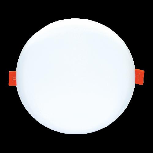 15W apvali, įmontuojama LED panelė RONDA