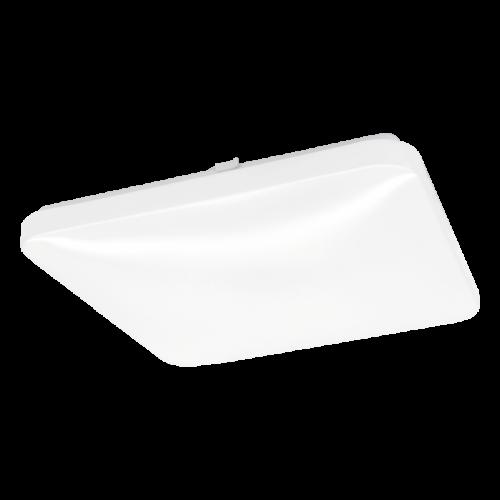 2x24W LED square ceiling luminaire SOPOT