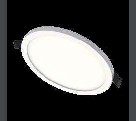 SPLIT RECESSED ROUND LED PANEL