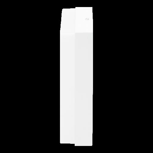 18W paviršinė, kvadratinė LED panelė TORA