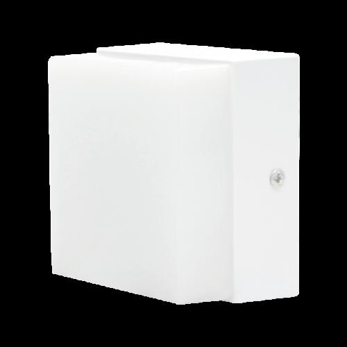 6W paviršinė, kvadratinė LED panelė TORA